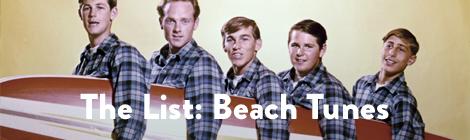 list-beach